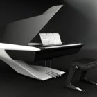 Piano Peugeot Design Lab pour Pleyel 018