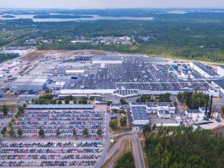 Secondo contratto di produzione batterie per lo stabilimento Valmet Automotive di Uusikaupunki