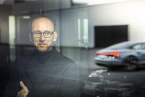Intervista a Marc Lichte, Audi Head of Design, prima del debutto di Audi e-tron GT