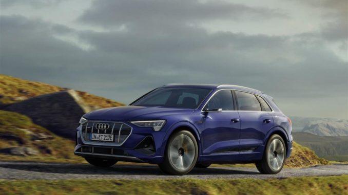 Audi e-tron per ottimizzare le prestazioni della rete