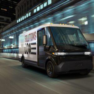 GM svela l'attività BrightDrop e un nuovo furgone elettrico