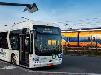 BYD consegna del più grande ordine europeo di e-Bus a Keolis, Nederland