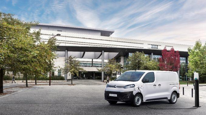 Citroën ë-Jumpy ordinabile in Italia anche in versione XS con batteria da 50 kWh