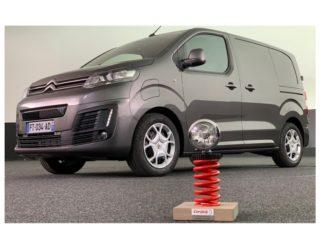 """Citroën ë-Jumpy premiato come """"Veicolo Commerciale dell'Anno"""" da l'Argus"""