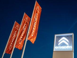Citroën in crescita per il quarto anno consecutivo