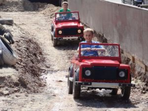 Da GardaSolar arrivano i Minisafari