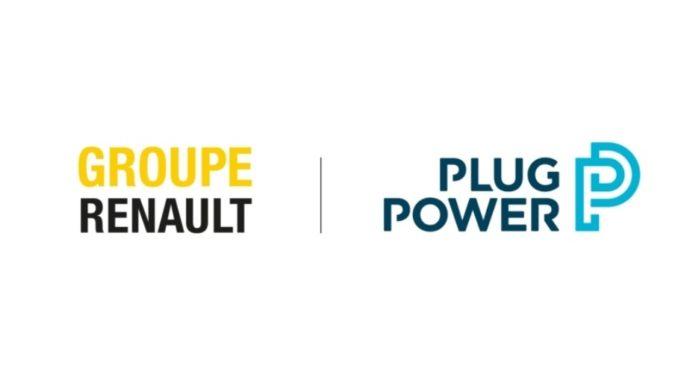 Partnership Groupe Renault e Plug Power per idrogeno
