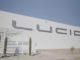 Fabbrica di auto elettriche Lucid Motors a Jeddah, in Arabia Saudita