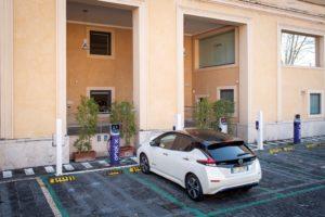 Soluzione integrata E-ASY Electric da Nissan ed Enel