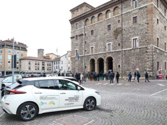 Partnership Nissan e Umbria Energy