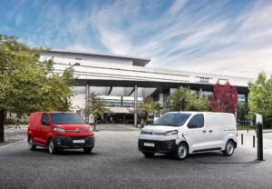 La gamma italiana di Citroën ë-Jumpy
