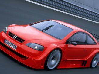 storia Opel Astra Coupè OPC X-Treme