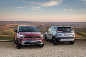 Arriva in concessionaria Nuovo Opel Crossland
