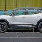 Opel Mokka im Windkanal (Herbst 2020)