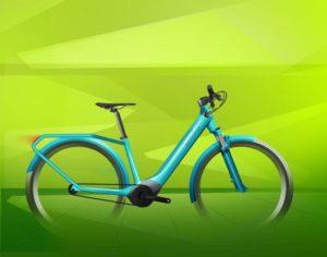 Peugeot EC01 Crossover: reinvenzione dell'e-bike urbana