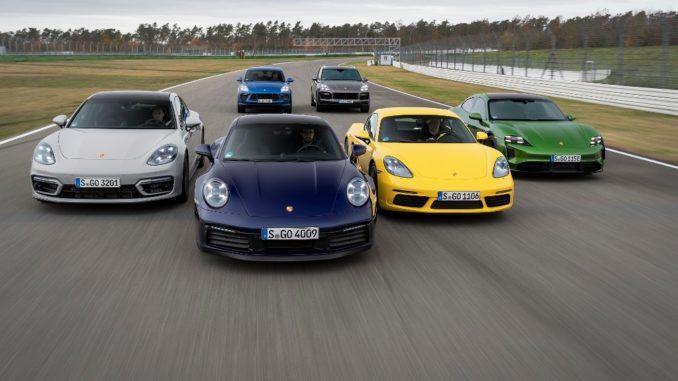 Porsche: ottimismo per l'andamento futuro