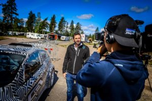 QEV Technologies rallycross