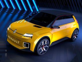 Renault Nouvelle Vague