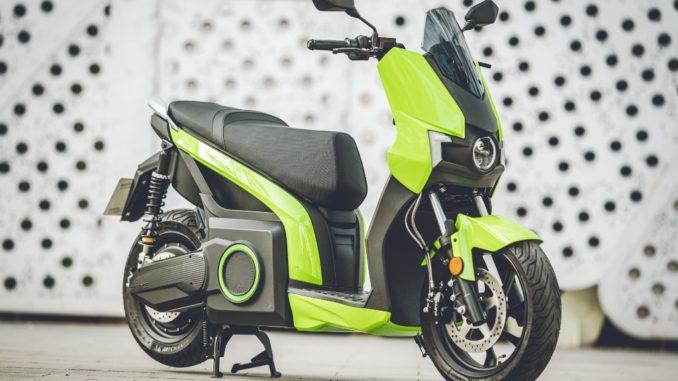 L'e-scooter Silence arriva sul mercato del Regno Unito