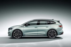 Škoda Enyaq iV. Inizio della prevendita in Italia