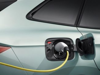 Linea iV Charger di wallbox Škoda