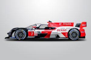 Presentata da Toyota Gazoo Racing la Hypercar GR10 Hybrid