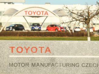 Toyota Peugeot Citroën Automobile (TPCA) di Kolìn acquistato da Toyota Motor Europe