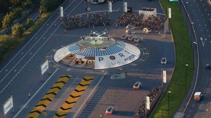 Urban Air Port, un hub innovativo per i velivoli eVTOL