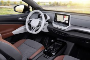 Volkswagen ID.4 1st Edition disponibile in vendita nel Regno Unito