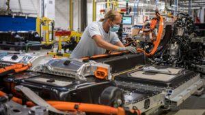 Volvo produzione auto elettriche a Ghent