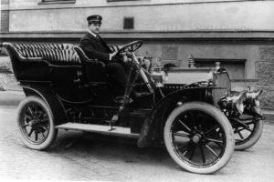 Storia. Dalla collaborazione tra Opel e Darracq fino alle Opel Motorwagen