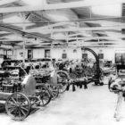 Opel-Werk Rüsselsheim – Montagehalle (1906)