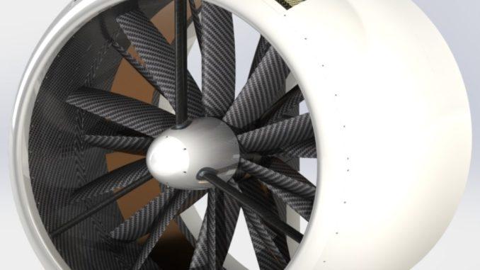 Motore ed elettronica innovativi per l'industria aerospaziale da Drive System Design