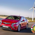 Opel Ampera, Car of the Year 2012