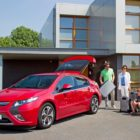 Uneingeschränkt familientauglich: Opel Ampera (2011)