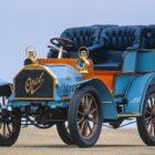 Opel 10/12 PS Tonneau von 1902