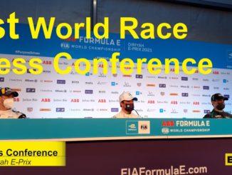 Formula E a Diriyadh