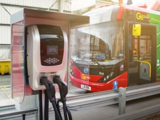 Progetto Bus2Grid di BYD