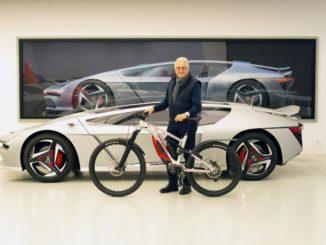 Da THOK E-Bikes, una versione speciale della MIG per Giorgetto Giugiaro