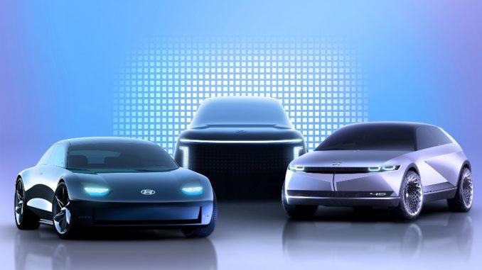 Accelerazione Hyundai verso l'elettrificazione e debutto del nuovo brand Ioniq