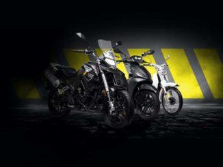KSR Group presenta il nuovo brand Motron Motorcycles