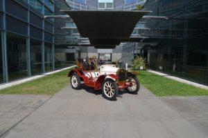 Museo Nicolis, Ansaldo