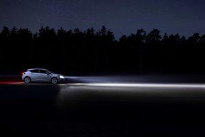 tecnologia dei fari a LED Opel IntelliLux