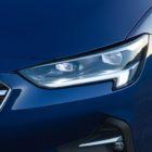 Opel Insignia IntelliLux Matrix LED light