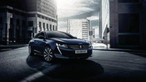 Un nuovo modo di viaggiare con Peugeot 508