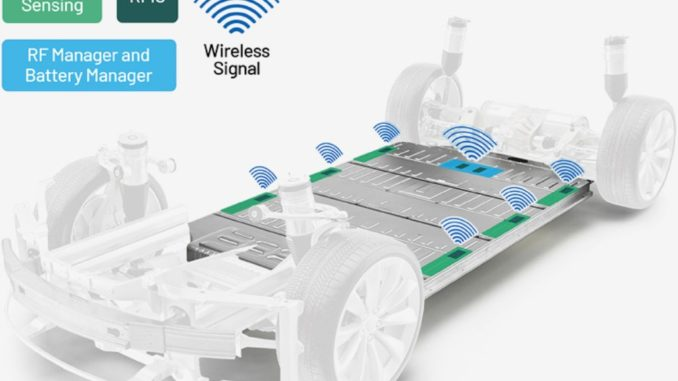 Analog Devices equipaggera il SUV Volvo XC40 Recharge