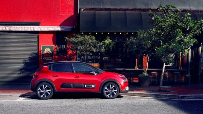 App MyCitroën Nuova Citroën C3 e SUV Citroën C5 Aircross