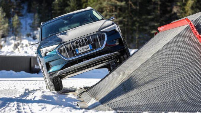 Audi a supporto dei Mondiali di Cortina