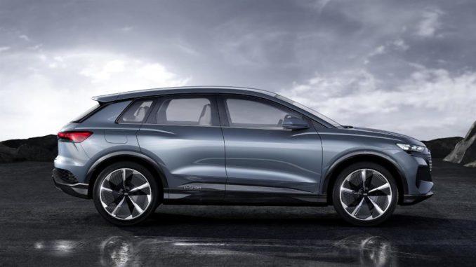 Aperte le prenotazioni di Audi Q4 e-tron