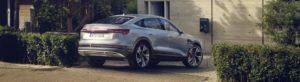 Audi e la sua ricarica smart che parla con la rete elettrica